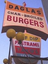 San Fernando Valley Burger